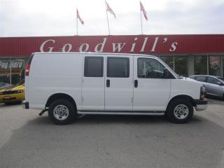 Used 2015 GMC Savana 2500 9 FOOT CARGO! for sale in Aylmer, ON