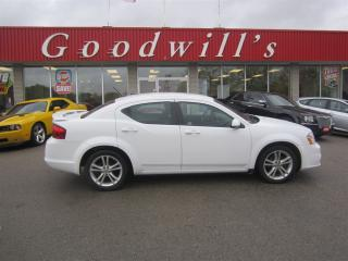 Used 2013 Dodge Avenger SXT! HEATED SEATS! for sale in Aylmer, ON