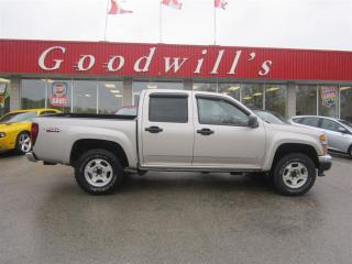 Used 2006 GMC Canyon CREW CAB! for sale in Aylmer, ON