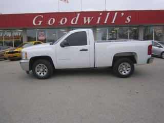 Used 2013 Chevrolet Silverado 1500 LS! REG CAB! for sale in Aylmer, ON