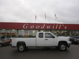 Used 2011 GMC Sierra 2500 HD SLE! 6.0L! 2500 LONG BOX! for sale in Aylmer, ON