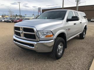 Used 2012 Dodge Ram 3500 ST Crew Cab SWB 4WD for sale in Stettler, AB