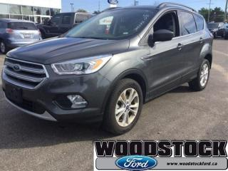 Used 2017 Ford Escape SE CPO 1.99 OAC, 4WD, Pano Roof for sale in Woodstock, ON