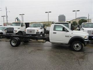 Used 2015 Dodge Ram 5500 Reg Cab 2wd Diesel Cab & Chassis for sale in Richmond Hill, ON