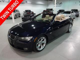 Used 2008 BMW 335i Navigation for sale in Concord, ON