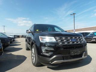 Used 2016 Ford Explorer *CPO* LIMITED 3.5L V6 1.9% APR FREE WARRANTY for sale in Midland, ON