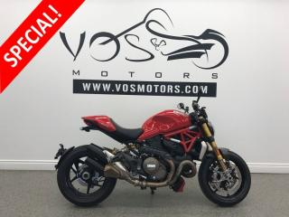 Used 2016 Ducati Monster 1200 S Free Delivery in the GTA** for sale in Concord, ON