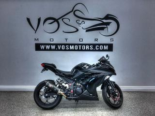 Used 2014 Kawasaki EX300 Ninja Free Delivery in the GTA** for sale in Concord, ON
