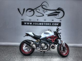 Used 2015 Ducati Monster 821 Free Delivery in the GTA** for sale in Concord, ON