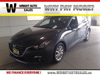Used 2014 Mazda MAZDA3 Sport GS-SKY|LOW MILEAGE|SUNROOF|35,597 KMS for sale in Cambridge, ON
