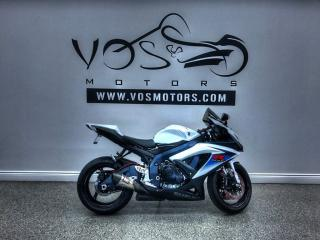 Used 2010 Suzuki GSX-R750 Free Delivery in the GTA** for sale in Concord, ON