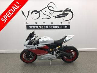 Used 2015 Ducati 899 Panigale Free Delivery in the GTA** for sale in Concord, ON