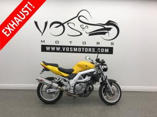 Used 2004 Suzuki SV650 Free Delivery in the GTA** for sale in Concord, ON