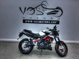 Used 2018 Aprilia Shiver 900 -No Payments For 1 Year** -DEMO for sale in Concord, ON