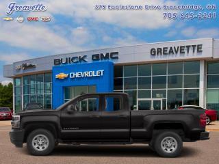 Used 2017 Chevrolet Silverado 1500 LS for sale in Bracebridge, ON