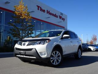 Used 2014 Toyota RAV4 AWD LIMITED for sale in Abbotsford, BC