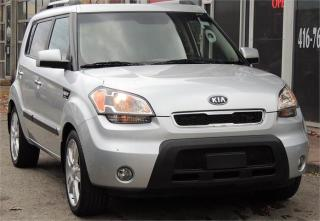 Used 2011 Kia Soul 4U for sale in Etobicoke, ON