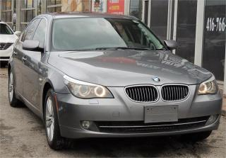 Used 2010 BMW 5 Series 528i xDrive for sale in Etobicoke, ON