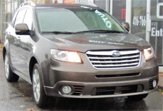 Used 2010 Subaru Tribeca LIMITED for sale in Etobicoke, ON
