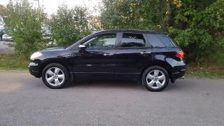 Used 2009 Acura RDX TECH PACKAGE AUTO LOADED NAVI REV CAMERA LEATHER $8975 for sale in Scarborough, ON