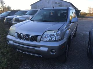 Used 2005 Nissan X-Trail XE for sale in Kitchener, ON
