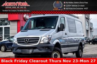Used 2015 Mercedes-Benz Sprinter Cargo Vans AWD 144