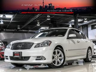 Used 2010 Infiniti M45 X TV/DVD|NAVI|LDW|REARCAM|EVERY OPTION|AWD for sale in North York, ON