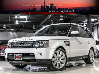 Used 2013 Land Rover Range Rover Sport HSE LUXURY|NAVI|360CAM|FULLY LOADED for sale in North York, ON