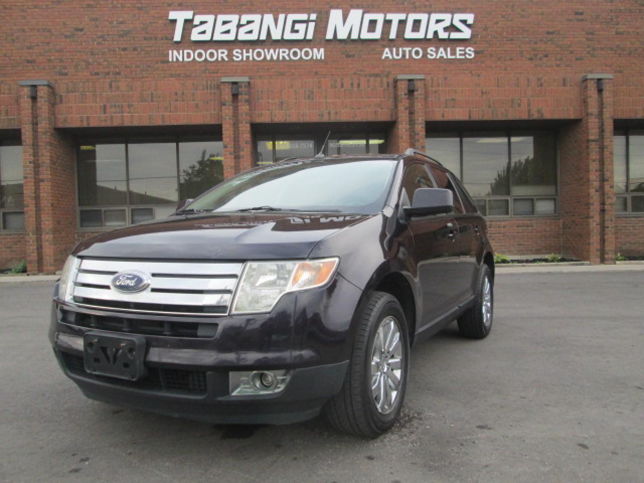 Photo of Black 2007 Ford Edge