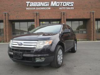 Used 2007 Ford Edge SEL | LEATHER | HEATED SEATS | for sale in Mississauga, ON
