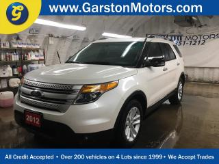 Used 2012 Ford Explorer XLT*7 PASSENGER*NAVIGATION*BACK UP CAMERA*MICROSOFT SYNC PHONE CONNECT*POWER HEATED FRONT SEATS*POWER WINDOWS/LOCKS/HEATED MIRRORS/REAR LIFT GATE* for sale in Cambridge, ON