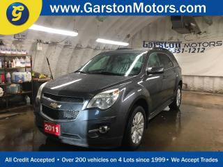 Used 2011 Chevrolet Equinox LT*KEYLESS ENTRY*POWER DRIVER SEAT*ECO MODE*ALLOYS*ROOF RAILS*POWER WINDOWS/LOCKS/MIRRORS*FOG LIGHTS*TRACTION CONTROL* for sale in Cambridge, ON