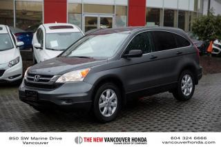 Used 2011 Honda CR-V LX 5 SPD at 4WD for sale in Vancouver, BC