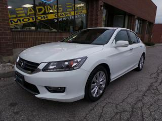 Used 2013 Honda Accord EX-L Leather, Sunroof, heated seats for sale in Woodbridge, ON