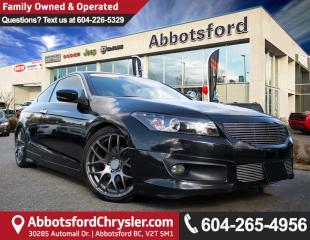 Used 2008 Honda Accord EX-L V6 LOCALLY DRIVEN! for sale in Abbotsford, BC