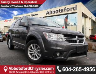 Used 2015 Dodge Journey SXT #1 VALUE RANK IN BC for sale in Abbotsford, BC