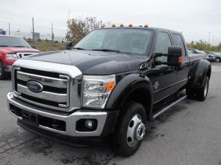 Used 2012 Ford F-450 Lariat DUALLY! 6.7L DIESEL! FACTORY NAVI! for sale in Bolton, ON