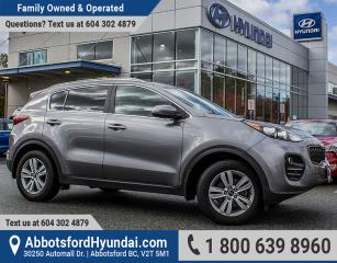 Used 2017 Kia Sportage LX GREAT CONDITION, BC OWNED & ACCIDENT FREE for sale in Abbotsford, BC