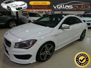 Used 2015 Mercedes CLA-Class AMG SPORT| 4MATIC| NAVI| 31KM for sale in Woodbridge, ON