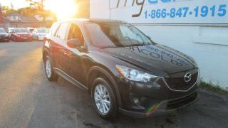 Used 2014 Mazda CX-5 GS for sale in North Bay, ON