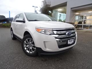 Used 2012 Ford Edge SEL *ONE OWNER * LOCAL BC SUV * DEALER INSPECTED * for sale in Surrey, BC