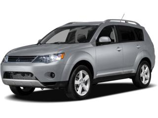 Used 2007 Mitsubishi Outlander LS for sale in Port Coquitlam, BC
