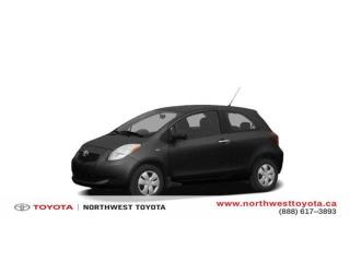 Used 2007 Toyota Yaris for sale in Brampton, ON