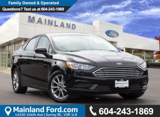 Used 2017 Ford Fusion SE NO ACCIDENTS, LOCAL for sale in Surrey, BC