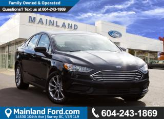 Used 2017 Ford Fusion SE No Accidents for sale in Surrey, BC