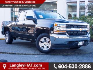 Used 2017 Chevrolet Silverado 1500 1LT NO ACCIDENTS, B.C OWNED for sale in Surrey, BC