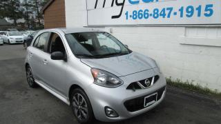 Used 2015 Nissan Micra SR for sale in Richmond, ON