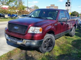 Used 2005 Ford F-150 XLT 4X4 for sale in Dundas, ON