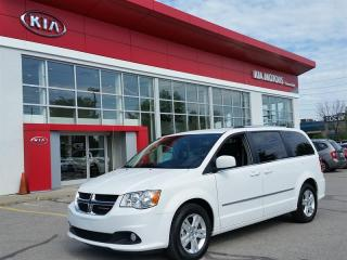 Used 2016 Dodge Grand Caravan Crew for sale in Newmarket, ON