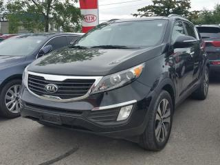 Used 2013 Kia Sportage EX for sale in Newmarket, ON